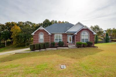 Greenbrier Single Family Home Under Contract - Not Showing: 4013 Summit Dr