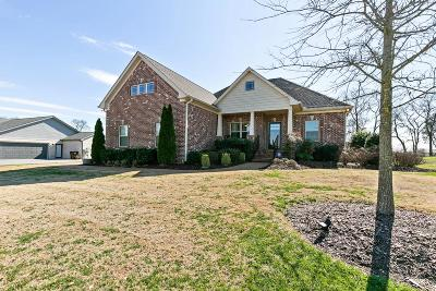 Gallatin Single Family Home For Sale: 142 Spencer Springs