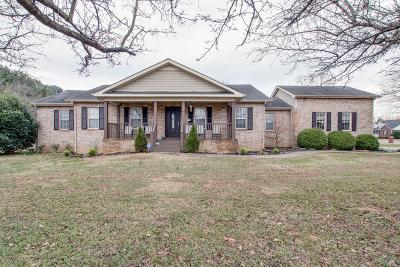 Murfreesboro Single Family Home For Sale: 9750 Jefferson Valley Dr