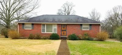 Madison Single Family Home For Sale: 810 E Campbell Rd