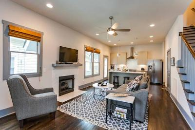 Nashville Single Family Home For Sale: 1406 B Holly St