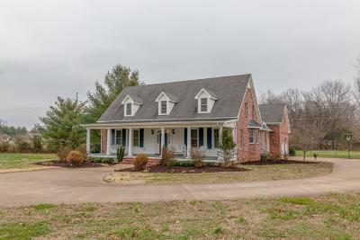 Lawrenceburg Single Family Home Under Contract - Not Showing: 57 Beuerlein Cir