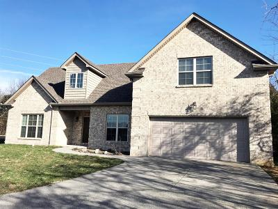 Lavergne Single Family Home For Sale: 3229 Monmouth Dr