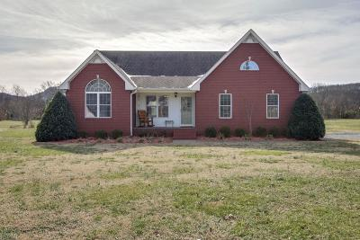 Watertown TN Single Family Home Under Contract - Not Showing: $269,900