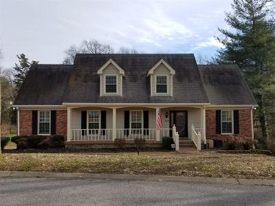 Hendersonville Single Family Home For Sale: 102 Stark Knob Rd