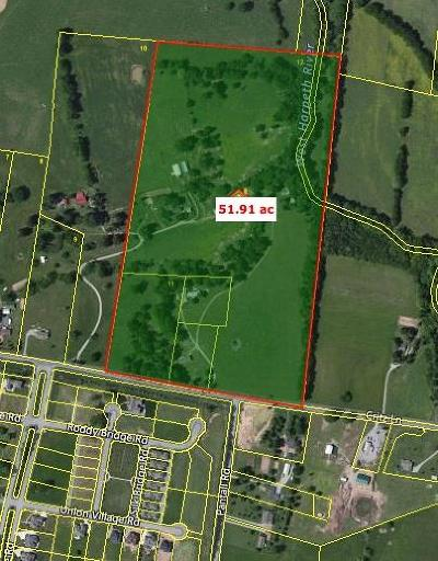Thompsons Station  Residential Lots & Land For Sale: 2762 Critz Ln