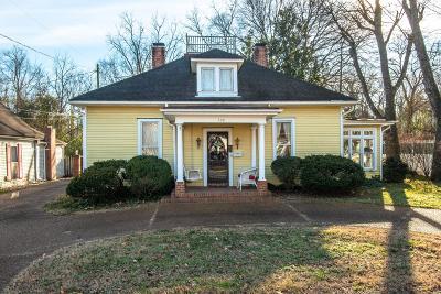 Franklin Single Family Home For Sale: 108 Jennings Street