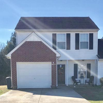 Smyrna, Lascassas Single Family Home For Sale: 602 McKean Drive