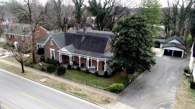 Murfreesboro Single Family Home Under Contract - Not Showing: 628 E Main St