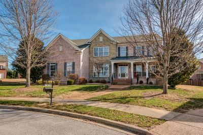 Williamson County Single Family Home Under Contract - Not Showing: 1104 Lyon Ct