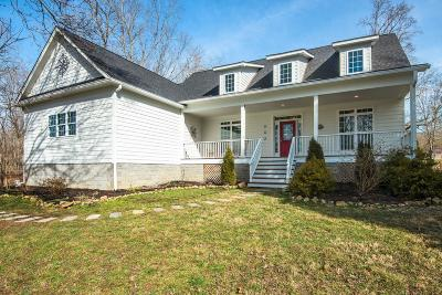 Fairview Single Family Home Under Contract - Not Showing: 7394 Old Franklin Rd