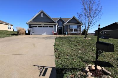 Columbia Single Family Home For Sale: 2209 Carpenter Bee Dr