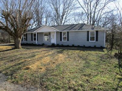 Gallatin TN Single Family Home For Sale: $209,900