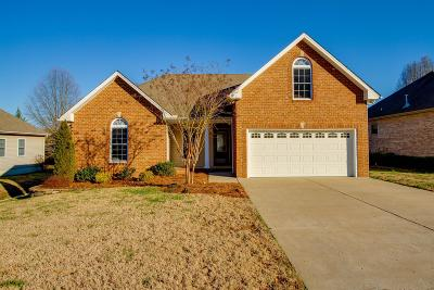 Springfield Single Family Home Under Contract - Showing: 165 Foxrun