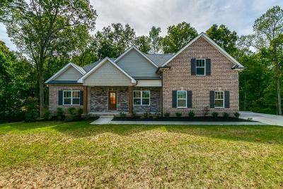 Greenbrier Single Family Home Under Contract - Showing: 5037 Leeds Ct