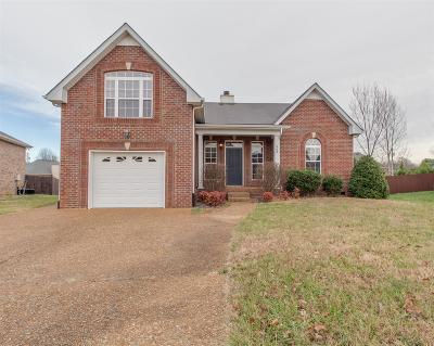 Robertson County Rental Under Contract - Not Showing: 200 Kiowa Ct