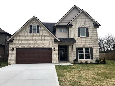 Murfreesboro TN Single Family Home Under Contract - Showing: $364,900