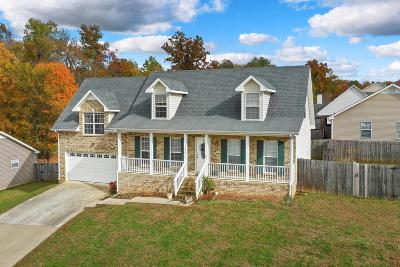 Clarksville TN Single Family Home For Sale: $194,000