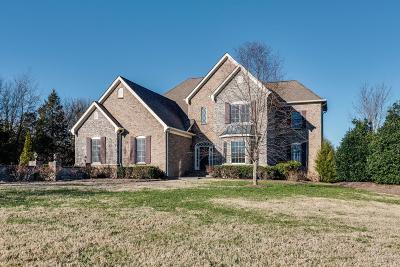 Franklin Single Family Home For Sale: 3667 N Chapel Rd