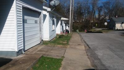 Lawrenceburg Condo/Townhouse For Sale: 211 N Carrell Ave