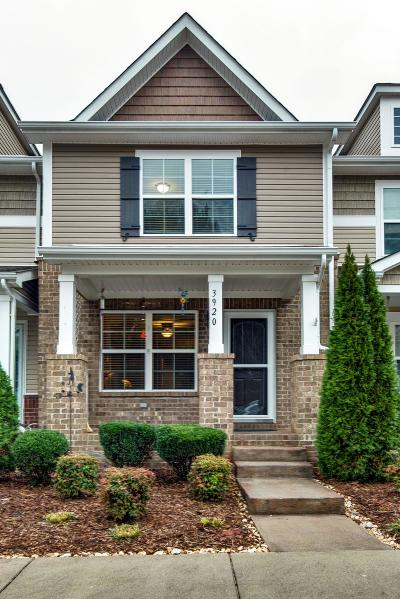 Hermitage Condo/Townhouse Under Contract - Not Showing: 3920 Hoggett Ford Rd