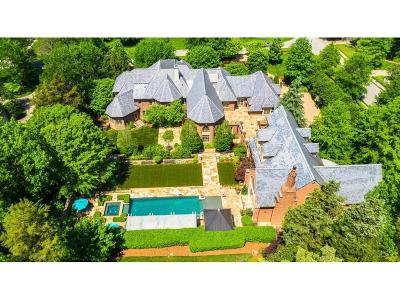 Franklin Single Family Home For Sale: 1224 Waterstone Blvd