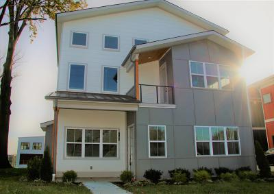 Nashville Single Family Home For Sale: 1104 Glenview Dr
