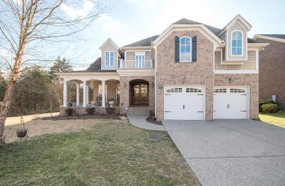Nolensville Single Family Home For Sale: 8144 Middlewick Lane