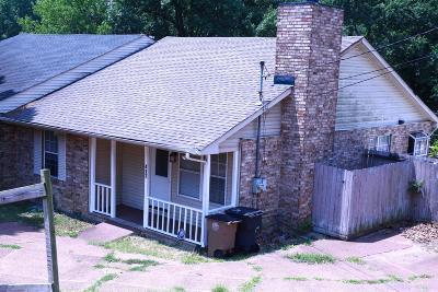 Nashville Single Family Home For Sale: 417 Hill Rd