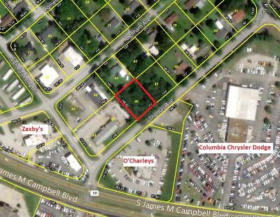 Columbia  Residential Lots & Land For Sale: Thomas Ave