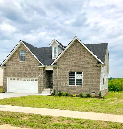 Lebanon Single Family Home Under Contract - Showing: 136 Hartmann Crossing Dr