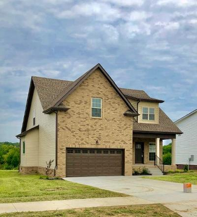 Lebanon Single Family Home Under Contract - Showing: 134 Hartmann Crossing Dr