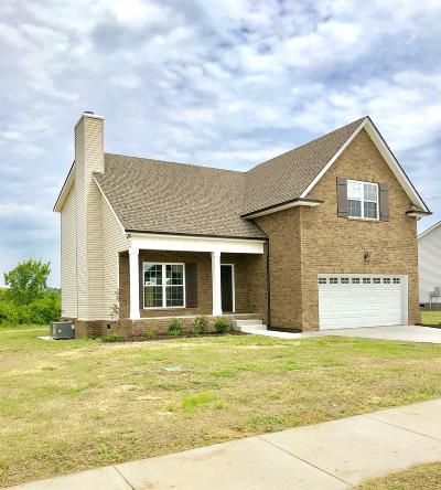 Lebanon Single Family Home Under Contract - Showing: 138 Hartmann Crossing Dr