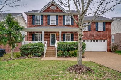 Franklin Single Family Home For Sale: 1106 Olde Cameron Ln