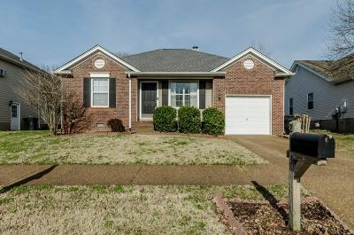 Franklin Single Family Home Under Contract - Showing: 2023 Upland Dr