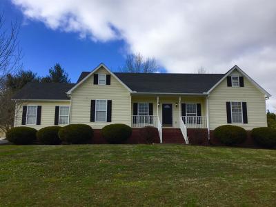 Shelbyville Single Family Home For Sale: 632 Meadowlark Dr