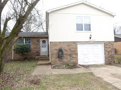 Madison Single Family Home Under Contract - Showing: 1450 E Cedar Ln