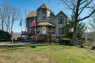 Cookeville Single Family Home For Sale: 648 Mountain Top Lane