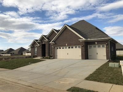 Single Family Home For Sale: 925 Sapphire Drive- Lot 159l