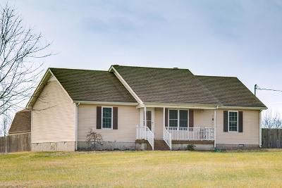 Marshall County Single Family Home For Sale: 2505 Greenwood Rd