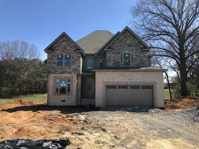 Clarksville TN Single Family Home For Sale: $384,900