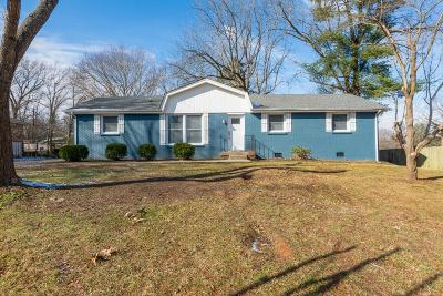 Clarksville TN Single Family Home For Sale: $167,500