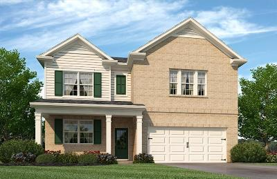 Smyrna Single Family Home For Sale: 4008 Grapevine Loop Lot# 605