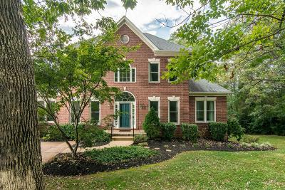 Nashville Single Family Home Under Contract - Showing: 803 Blackberry Hill