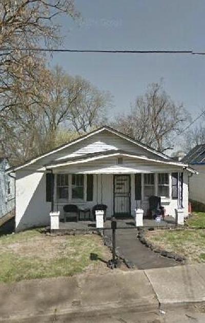Nashville Single Family Home For Sale: 2814 Torbett St