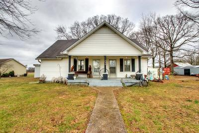 Portland Single Family Home Under Contract - Showing: 598 White Rd