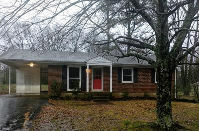Lewisburg Single Family Home For Sale: 625 Glenn Ave