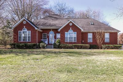 Rockvale Single Family Home For Sale: 730 Coleman Hill Road