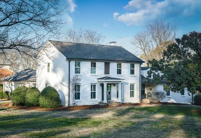 Brentwood Single Family Home Under Contract - Not Showing: 8200 Wikle Rd E