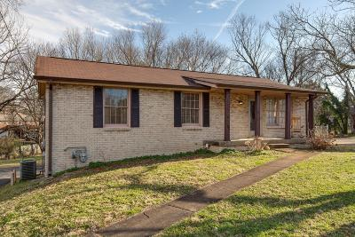 Old Hickory Single Family Home For Sale: 33 San Gabriel Ct